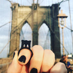 Load image into Gallery viewer, No Sleep 'Til Brooklyn 3D Printed Ring