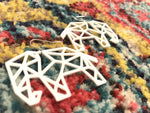 Load image into Gallery viewer, Holiday Party 3D Printed Earrings