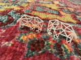Holiday Party 3D Printed Earrings