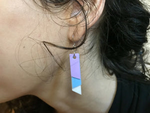 Cute and Collected 3D Printed Earrings