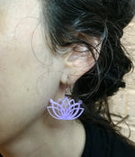 Load image into Gallery viewer, Nama'slay 3D Printed Earrings