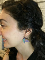 Load image into Gallery viewer, Name That Tune 3D Printed Earrings
