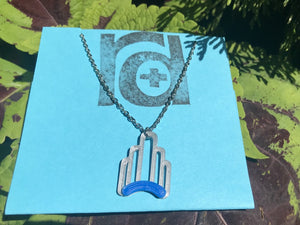 Show Your Sunnyside 3D Printed Necklace