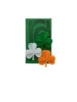 Load image into Gallery viewer, My Life Is Clover 3D Printed Pin