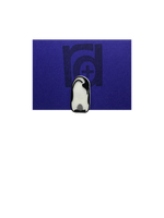 Load image into Gallery viewer, Penguin Suit 3D Printed Lapel Pin/Tie Tack and Cufflinks