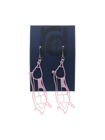 Load image into Gallery viewer, Sir Francis Bacon 3D Printed Earrings