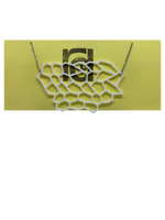 Load image into Gallery viewer, Water Runs Dry 3D Printed Necklace