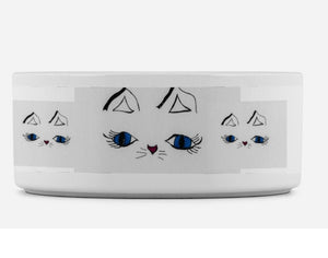 Cat Eyes pet bowl