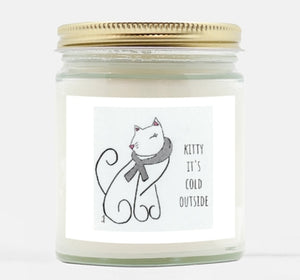 Holly Berry 9oz candle