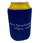 Tipsy Golfer Can Chiller - Golf Koozie