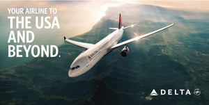 Delta Value Voucher - Travel to USA or Canada AED 150