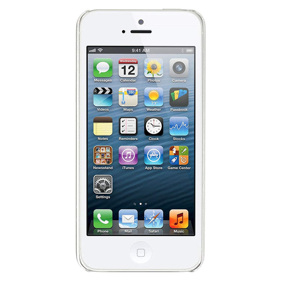 Apple iPhone 5, GSM Unlocked, 16GB - White