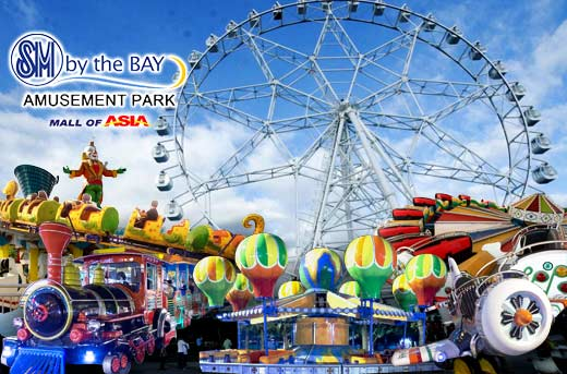 SUMMER  TREATS OF MALL OF ASIA BAY AMUSEMENT PARK