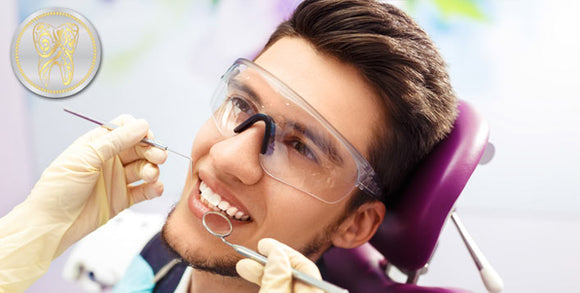 Teeth Cleaning & Polishing Using Ultrasonic