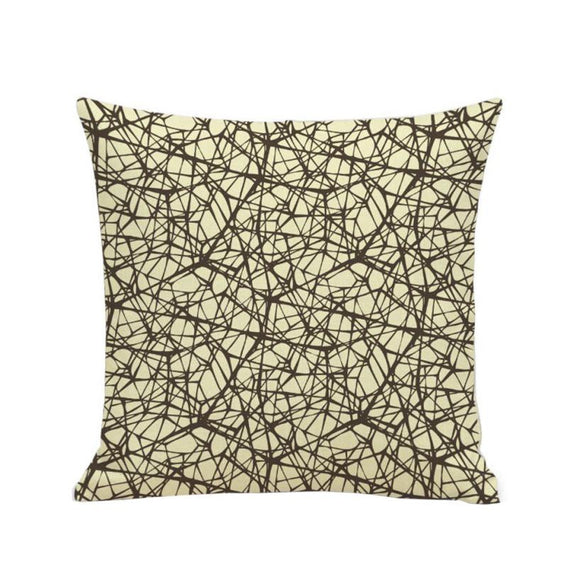 decorative throw pillow pillow covers geometric pillowcase for the pillow 45*45