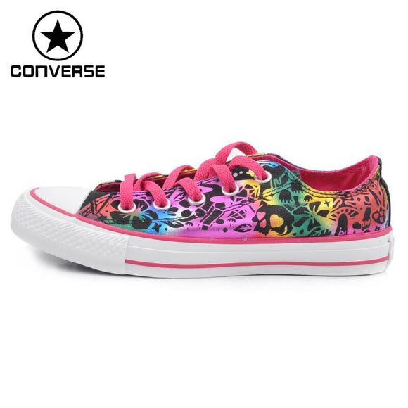 419SAUPHIGE01 Original  Converse  Women's Skateboarding Shoes Canvas  Sneakers