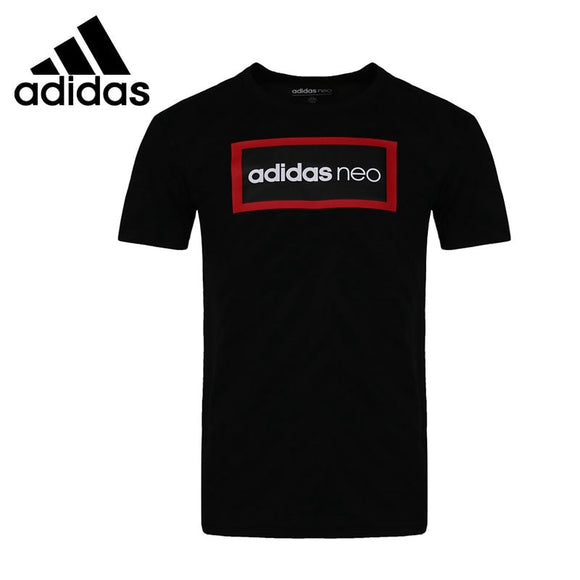SAULA01419 Original New Arrival 2018 Adidas NEO Label FAV TSHIRT Men's  T-shirts short sleeve Sportswear
