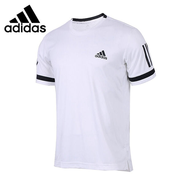 Original New Arrival 2018 Adidas Perfomance CLUB 3STR TEE Men's T-shirts sleeve Sportswear