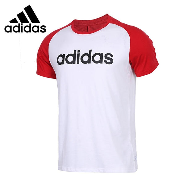 SAULA01419 Original New Arrival 2018 Adidas NEO Label  SP RAG Men's T-shirts short sleeve Sportswear