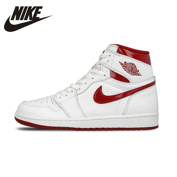 NIKE AIR JORDAN 1 RETRO AJ1 Mens And Womens Basketball Shoes Stability Support Sports Sneakers For Men And Women Shoes