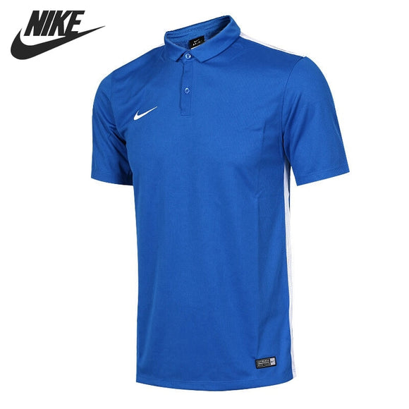 Original NIKE  Men's exercise POLO short sleeve Sportswear