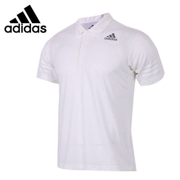 SAULA01419 Original New Arrival 2018 Adidas CLIMACOOL POLO Men's  POLO exercise shirt short sleeve Sportswear