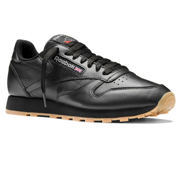 49800 black Reebok Classic Leather MAN