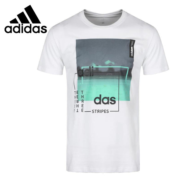 SAULA01419 Original New Arrival 2018 Adidas Neo Label Men's T-shirts short sleeve Sportswear