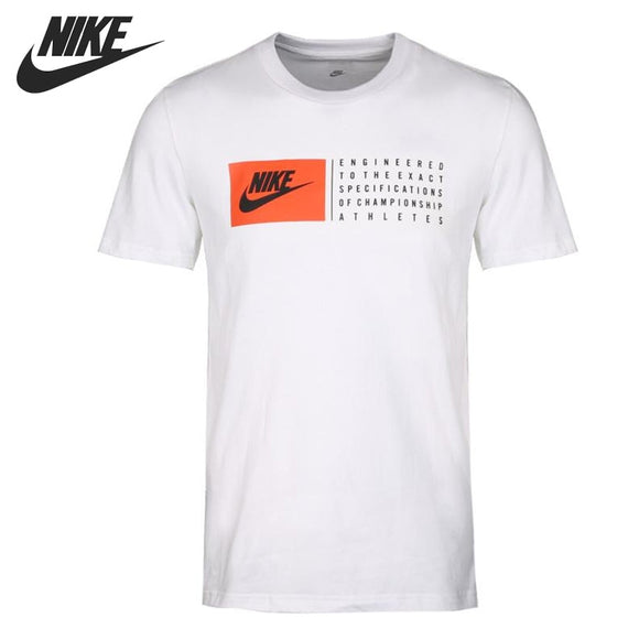 SAUJO01419 Original New Arrival 2018 NIKE Men's T-shirts short sleeve Sportswear