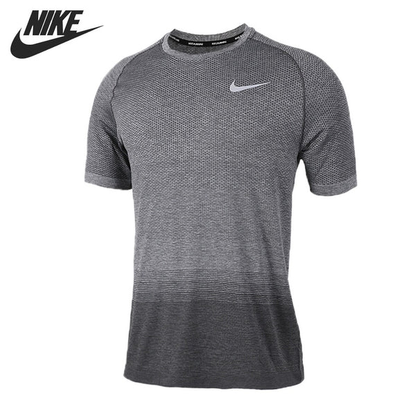 SAUJO01419  Original New Arrival NIKE KNIT TOP SS GRD Men's T-shirts short sleeve Sportswear