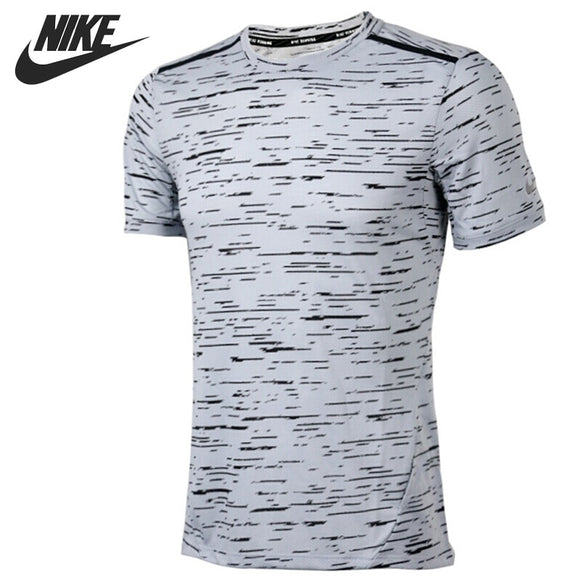 SAUJO01419  Original New Arrival NIKE DRY TOP SS TAILWIND Men's T-shirts short sleeve Sportswear