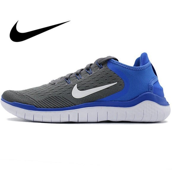 SAUJO01419 Official Original NIKE FREE Men's Running Shoes Sneakers Nike Shoes Breathable Lace-Up Stability Sports Outdoor Walking 942836