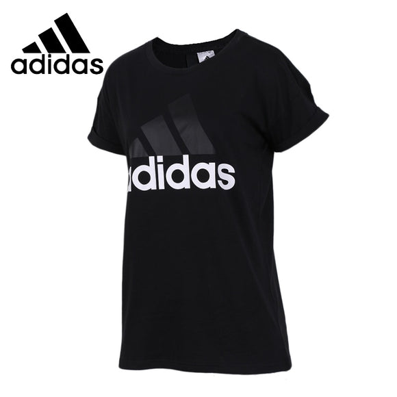 SAULA01419 ADIDAS Original New Arrival 2018 Woman Breathable Comfortable Woman Running T-shirt  ForWoman #S97222