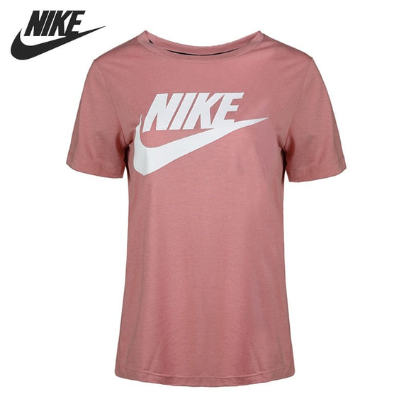 SAUJO01419  Original New Arrival 2018 NIKE ESSNTL TOP HBR Women's T-shirts short sleeve Sportswear