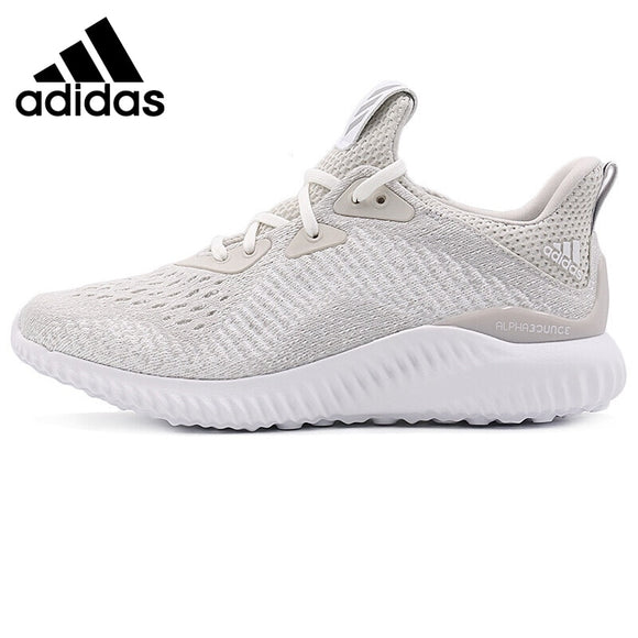 SAULA01419 Original New Arrival 2018 Adidas ALPHABOUNCE Women's Running Shoes Sneakers