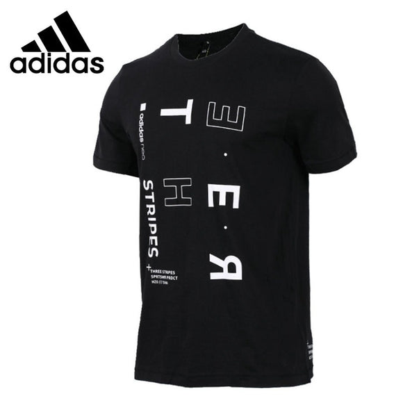 Original New Arrival 2018 Adidas NEO Label UT GR T Men's  T-shirts  short sleeve Sportswear