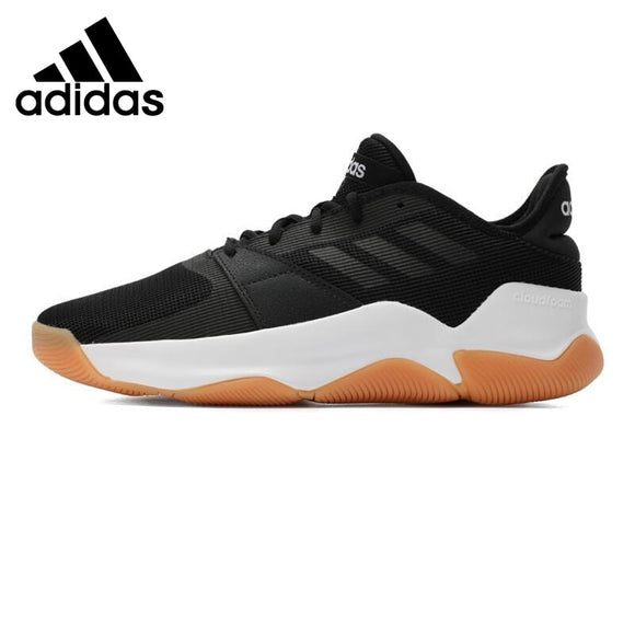 SAULA01 Olympic Sports Flagship Store (AliExpress) Original New Arrival 2019 Adidas STREETFLOW Men's Basketball Shoes Sneakers