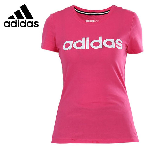 Original New Arrival 2018 Adidas Neo Label  W CE TEE Women's T-shirts short sleeve Sportswear