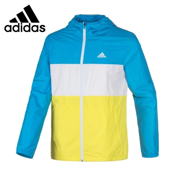 SAUJO01419 Original New Arrival Adidas Performance Men's jacket Hooded Sportswear