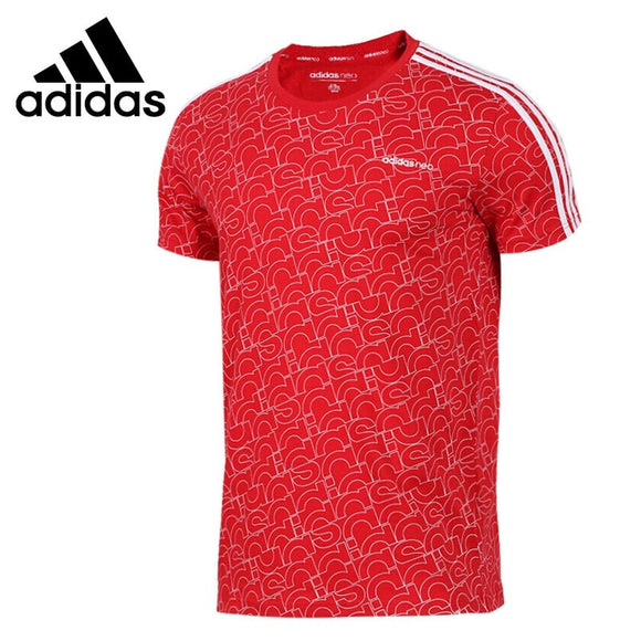 SAUDO1419 New Arrival  Adidas NEO Label Men's T-shirts short sleeve Sportswear