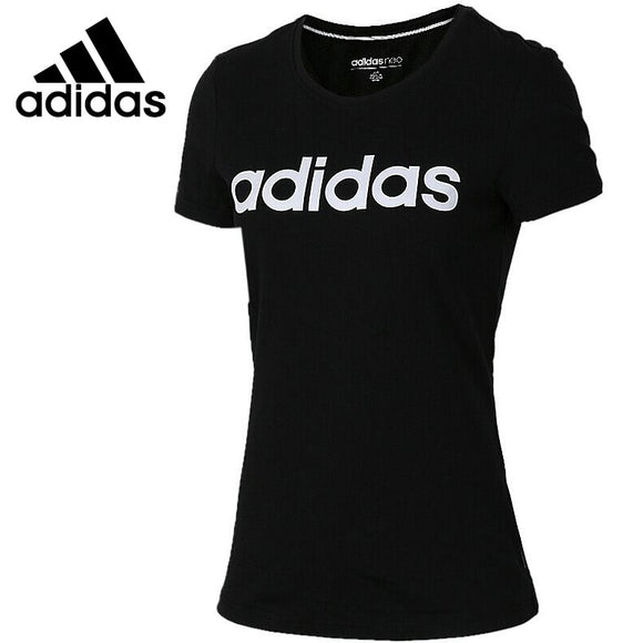 Original New Arrival  Adidas Adidas NEO Label Women's T-shirts short sleeve Sportswear