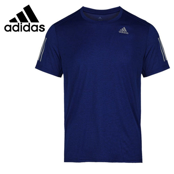 SAULA01419 Original New Arrival 2018 Adidas RS COOLER SS M Men's T-shirts short sleeve Sportswear