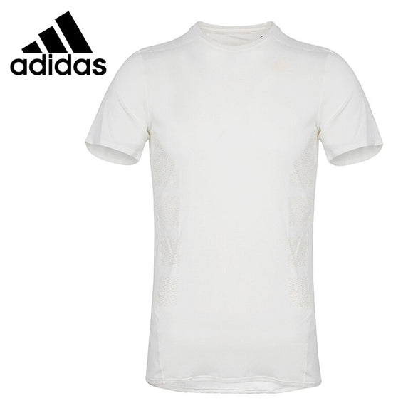 Original New Arrival 2018 Adidas SUPERNOVA SHIRT Men's T-shirts short sleeve Sportswear