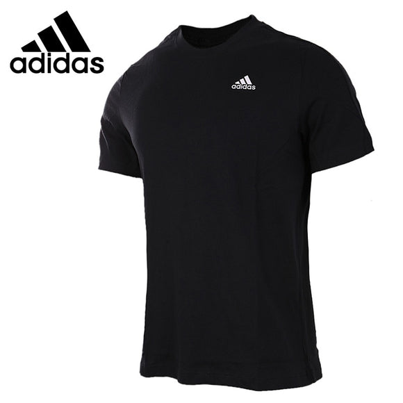 SAULA01419 Original New Arrival  Adidas ESS BASE TEE Men's T-shirts short sleeve Sportswear