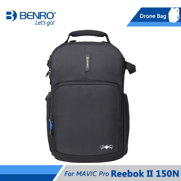 SAUJO01419 Benro Reebok II 150N Drone Camera Bag For MAVIC Pro Drone Nylon Waterproof Camera Bag Case DHL Free Shipping