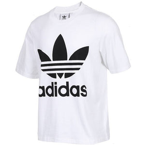 Adidas Original New Arrival 2019 Summer Men's Skateboarding T-shirts Short Sleeve Breathable Comfortable Sportswear #CW1212