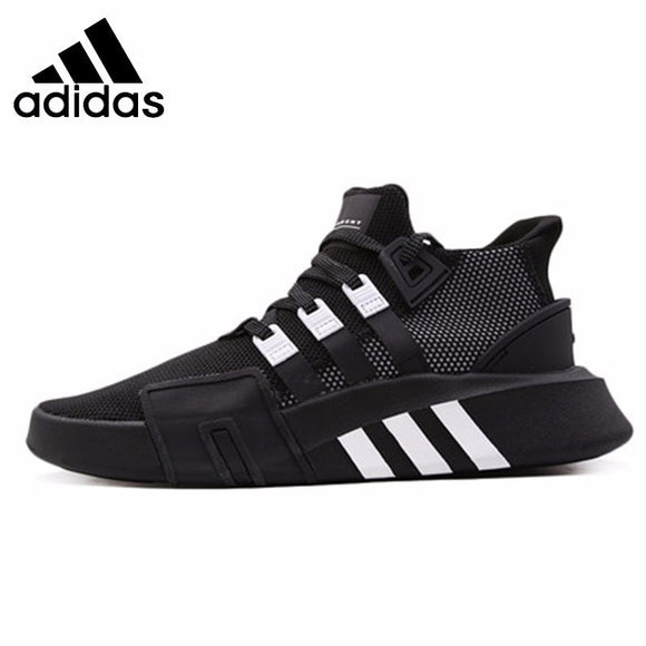 SAULA01 Sneakers Here Store (AliExpress) Adidas Official Clover EQT Bask Adv Men Classic Running Shoe  Comfortable Breathable Sneakers #BD7772/BD7773