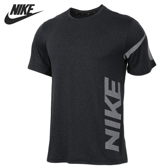 Original New Arrival  NIKE BRTHE TOP SS HYPR DRY  Men's T-shirts short sleeve Sportswear