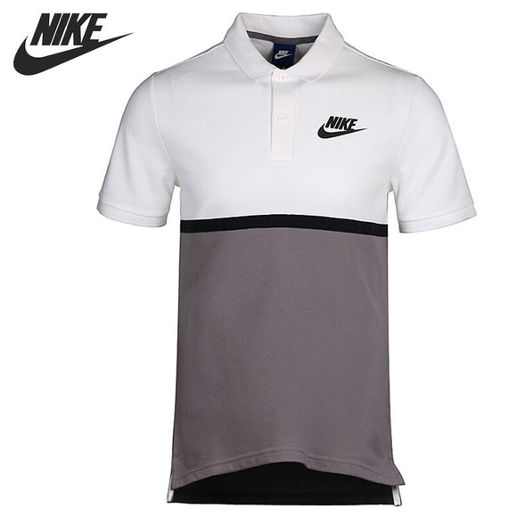 SAUJO01419 Original New Arrival  NIKE AS M NSW POLO MATCHUP PQ NVLTY Men's T-shirts short sleeve Sportswear