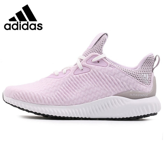 Original New Arrival  Adidas alphabounce 1 Women's  Running Shoes Sneakers